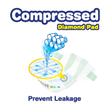Compressed Diamond Pad