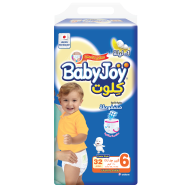 BabyJoy Culotte Diaper (Junior XXL Size)
